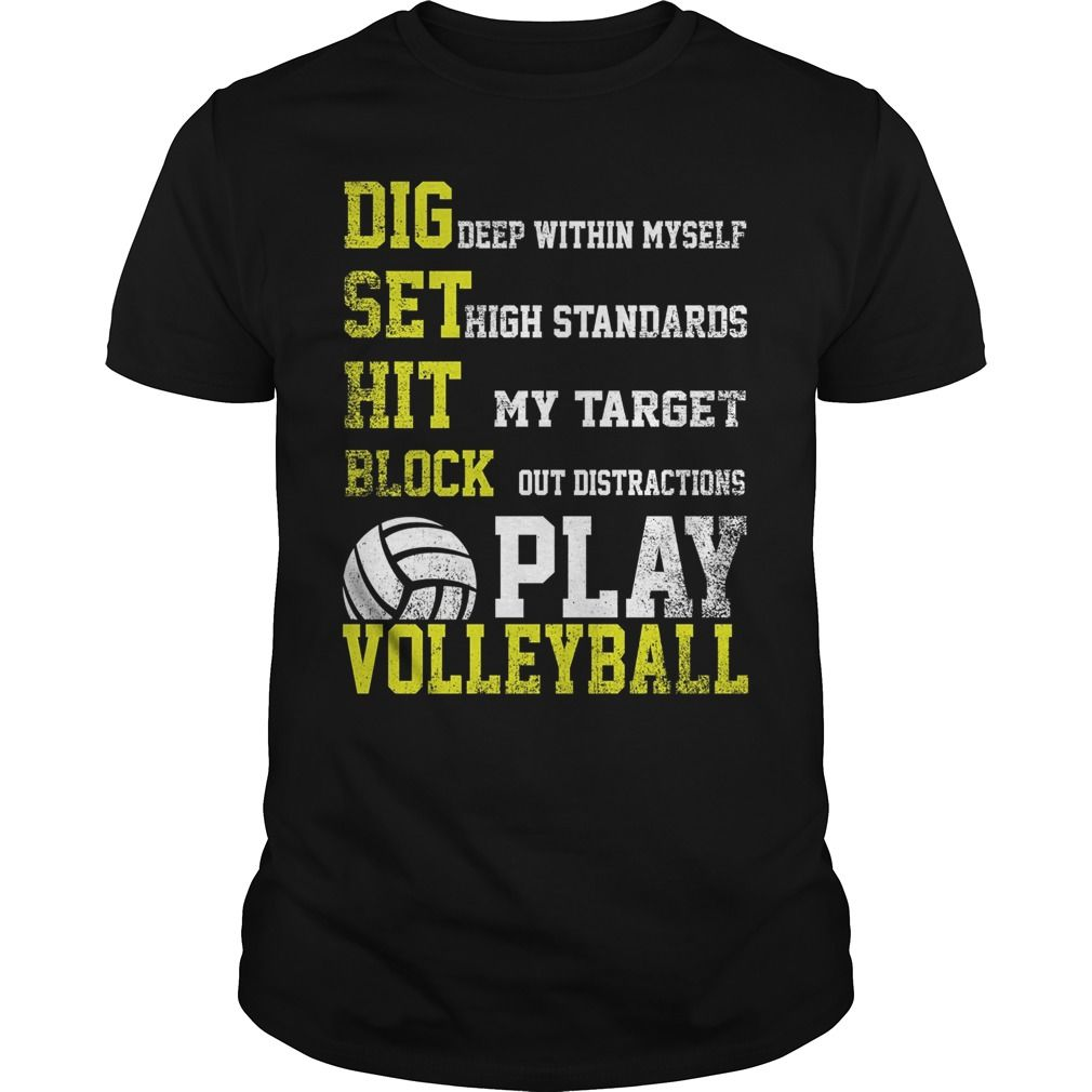 Play Volleyball T Shirt In 2020 Volleyball Shirt Designs Volleyball T Shirt Designs Volleyball Tshirts