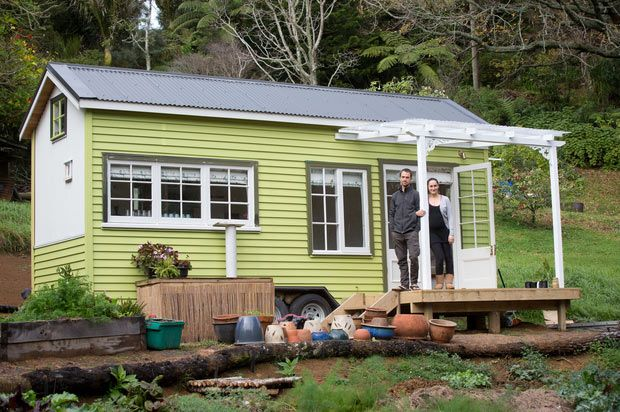 Be assured you can build a tiny house for a reasonable for Total cost of building a house