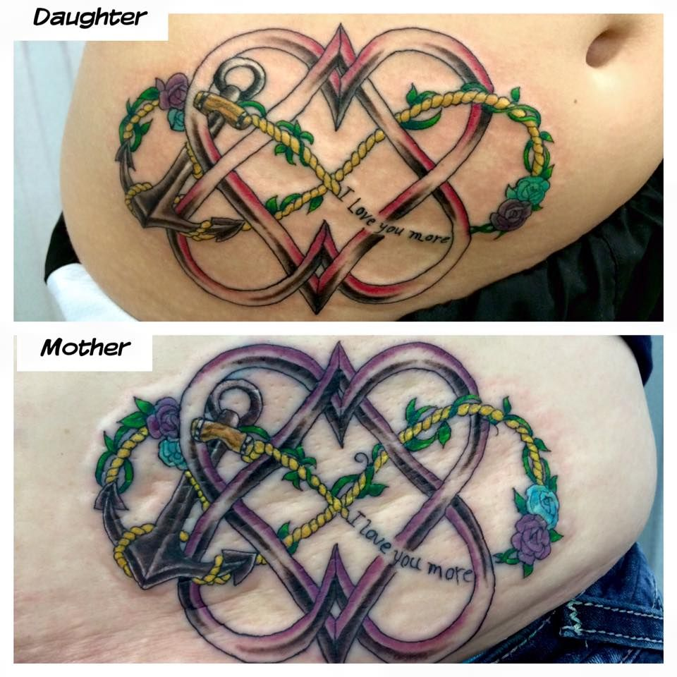 Tattoo Designs Mother: 66 Amazing Mother Daughter Tattoo Designs To Revive The