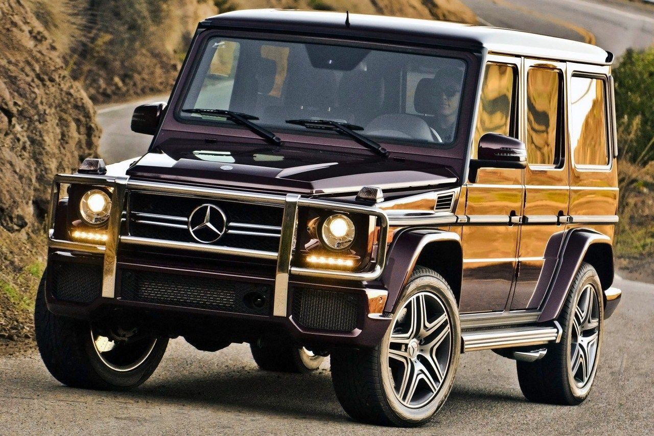 Best Mercedes Jeep Cost