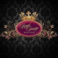 Regal Image Boutique Spa Logo Design Boutique logo