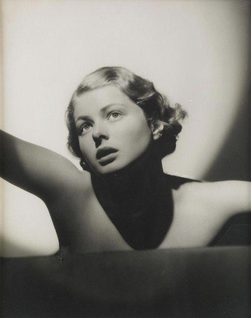 Ake Lange - Ingrid Bergman, 1935