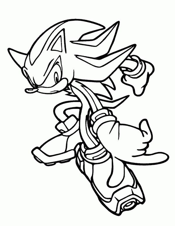 Sonic Coloring Pages 6 Coloring Pages Coloring Books Online Coloring Pages
