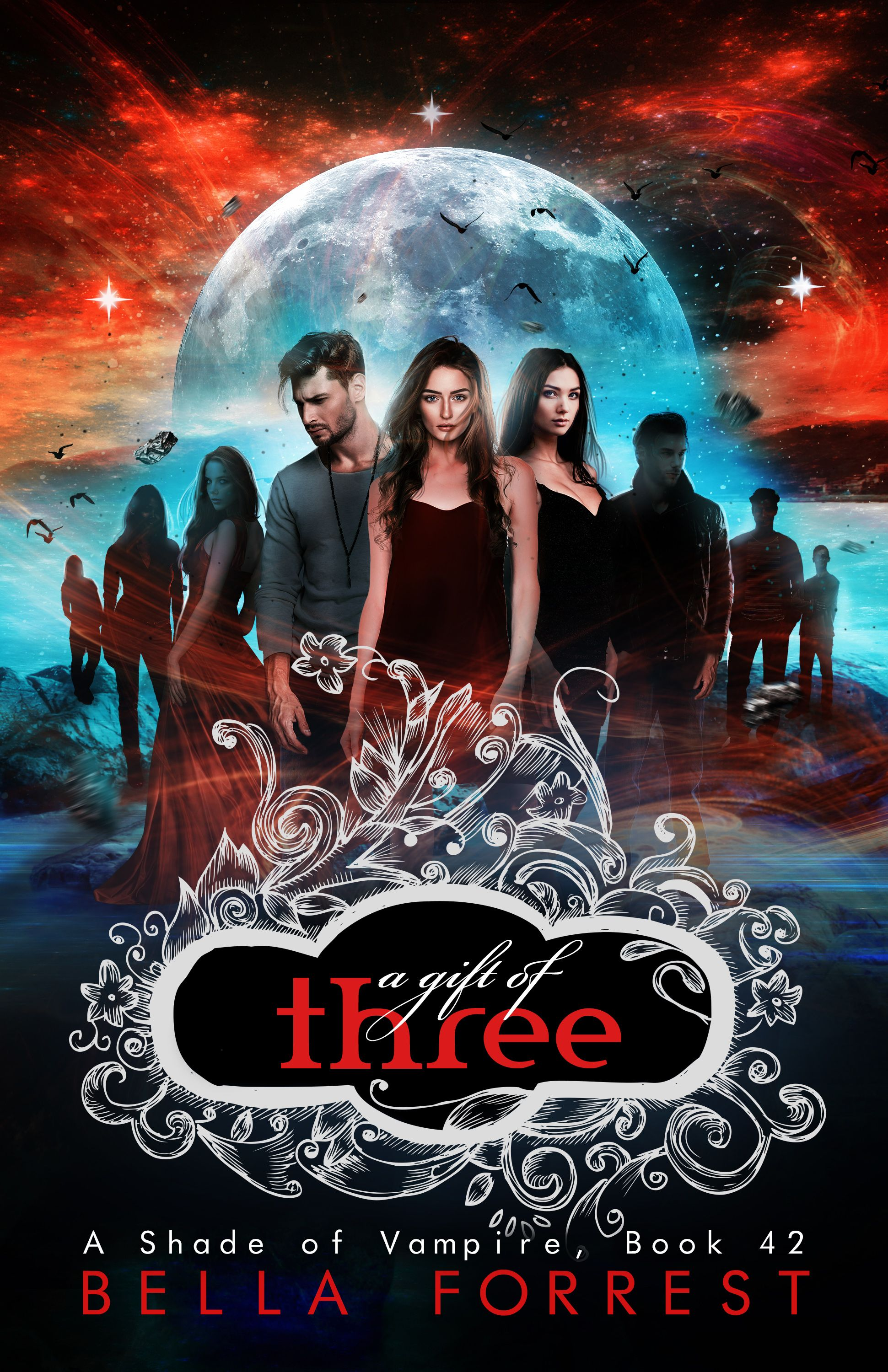 A Shade Of Vampire 42: A Gift Of Three Ebook  Viewbook
