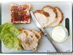 Day aftet thanksgiving sandwich