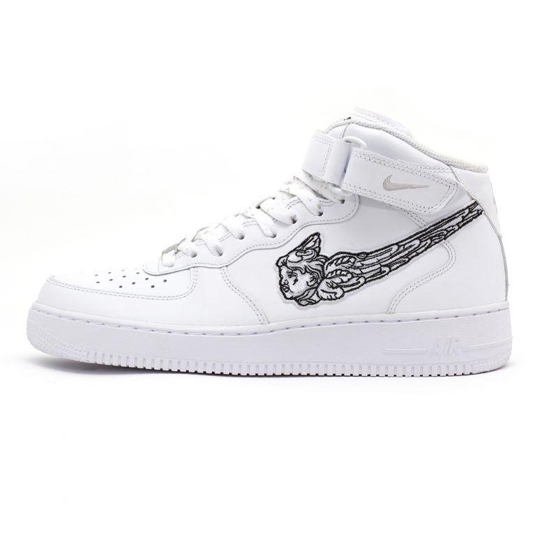 Air Force 1 High Print sneakers