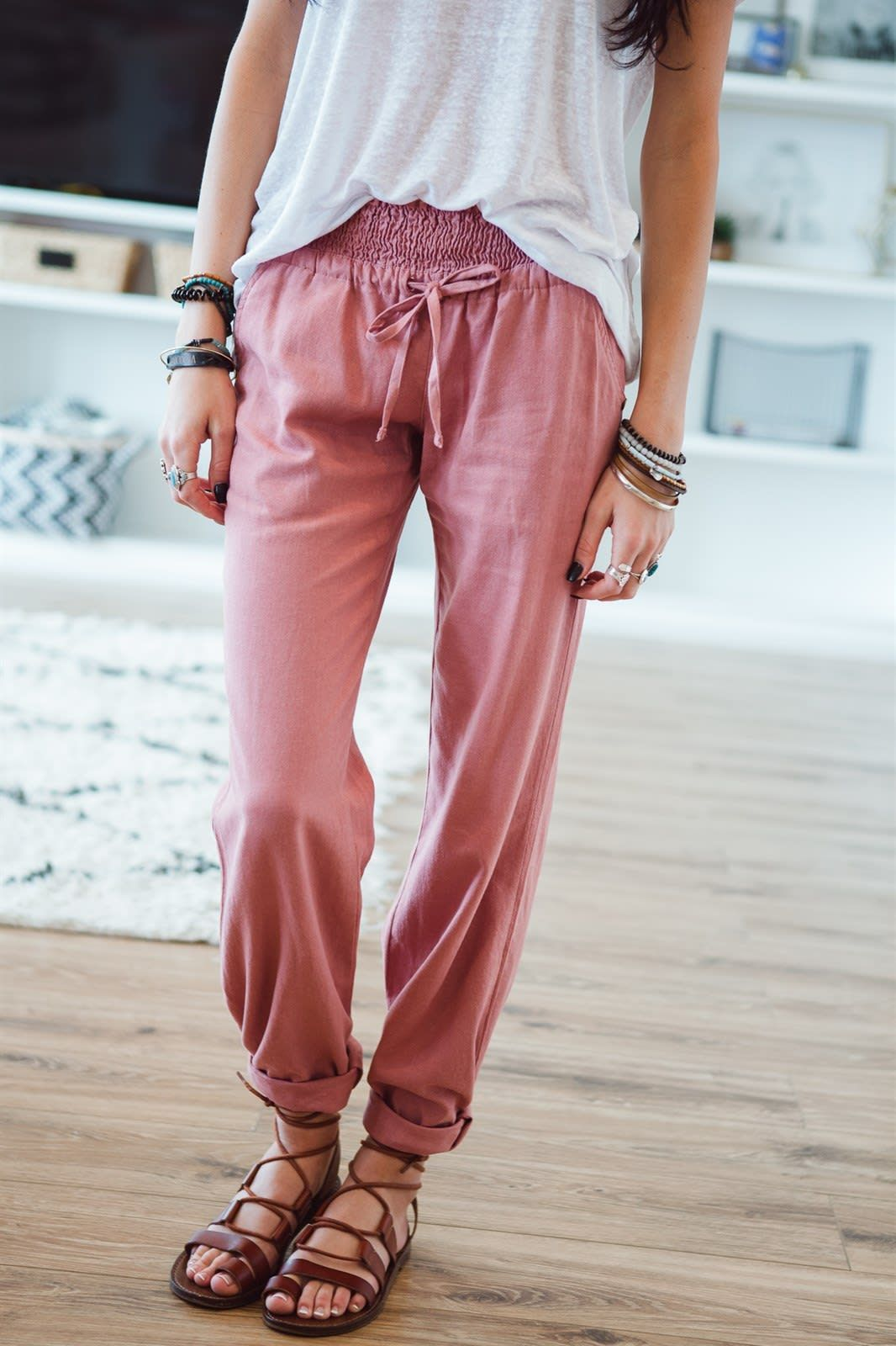 Cape Cod Beach Pants Beach Attire For Women Summer Pants Outfits Flowy Pants Outfit [ 1600 x 1066 Pixel ]