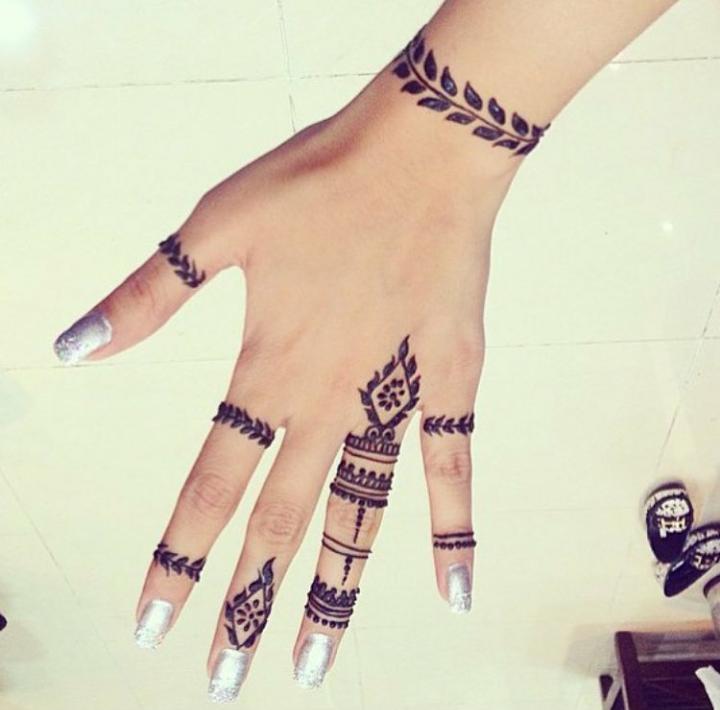 Finger Designs Henna Tattoo Designs Henna Tattoo Hand Finger Henna Designs