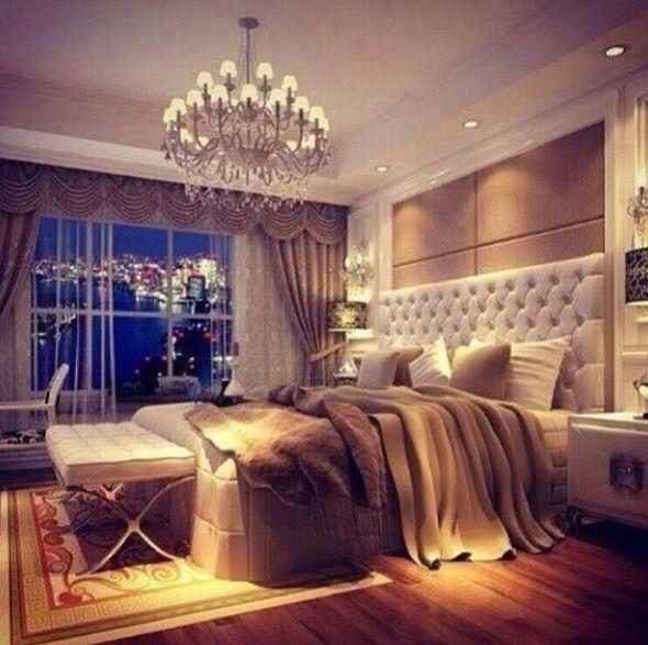 Dream Bedroom Soverom Interior Hovedsoverom Hjem