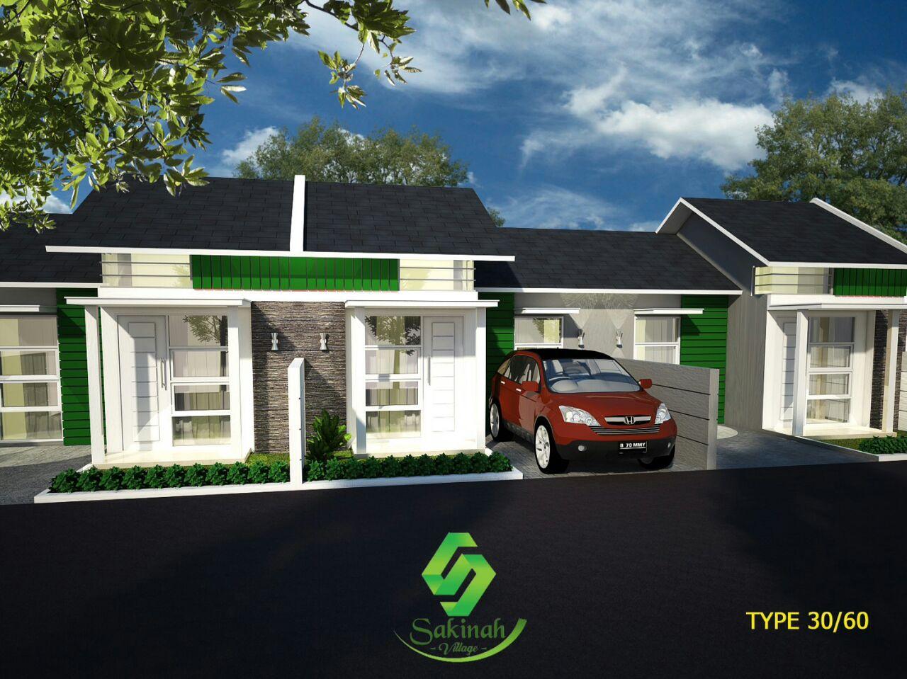 Desain Rumah Type 30 60 Kpr Perumahan Desain Rumah Rumah Desain