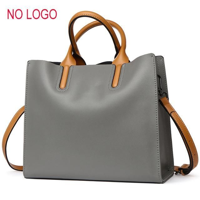 BVLRIGA Genuine leather bag famous brands women messenger bags women  handbags designer high quality women bag shoulder bag tote  CasualHandbags 8c7629c40ff0e