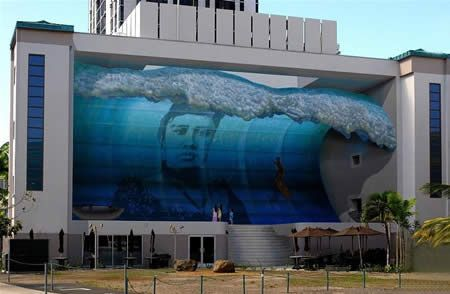 Awesome 3D Wall Painting Illusions
