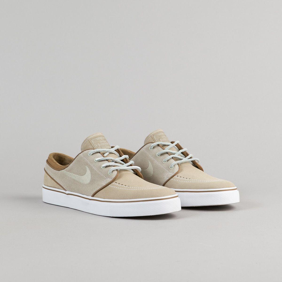 quality design 5e3f8 c7ef0 Nike SB Stefan Janoski OG Shoes - Reed / Reed - Stone - Rocky Tan ...