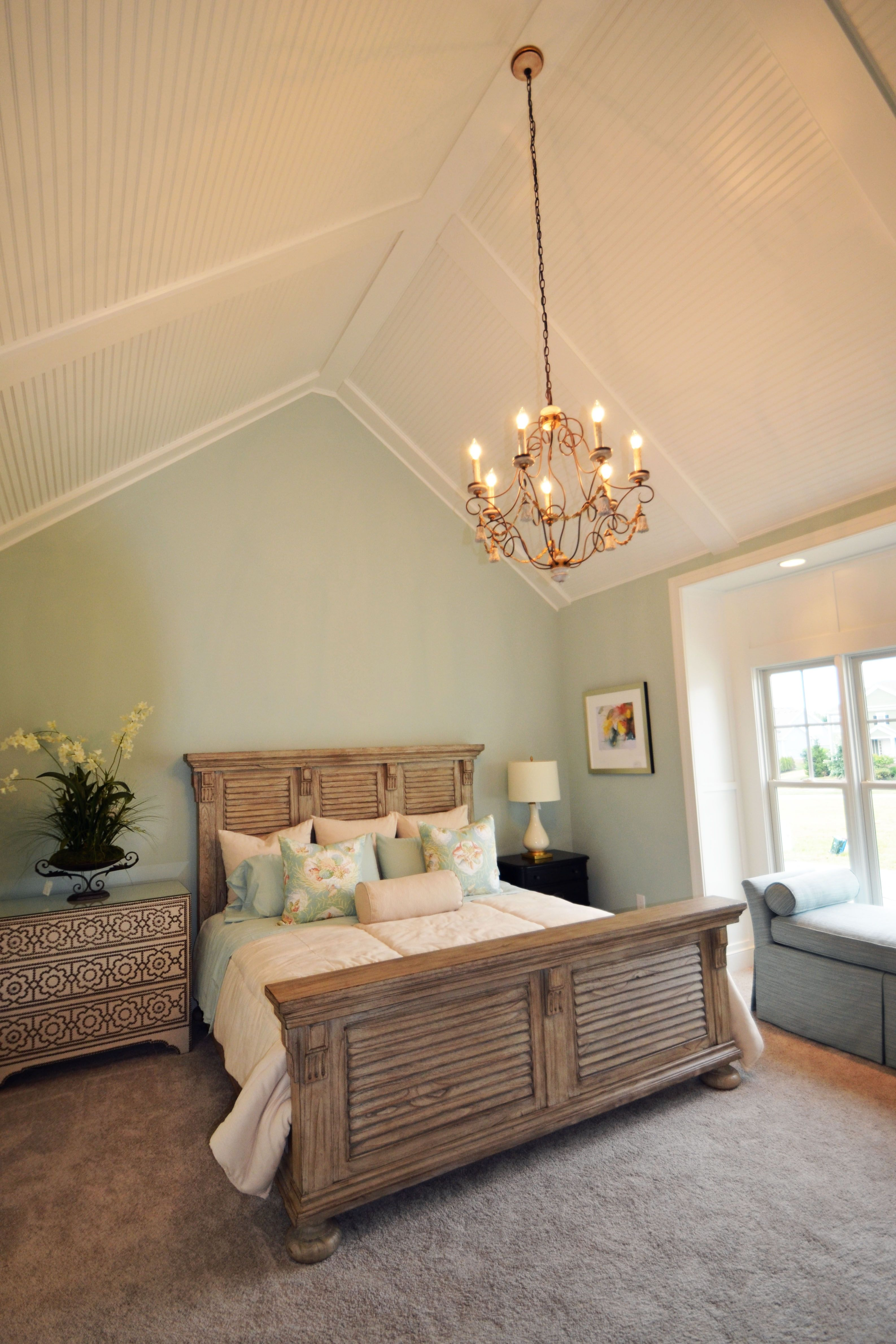 Bedroom Lighting Ideas Vaulted Ceiling Master Bedroom Lighting