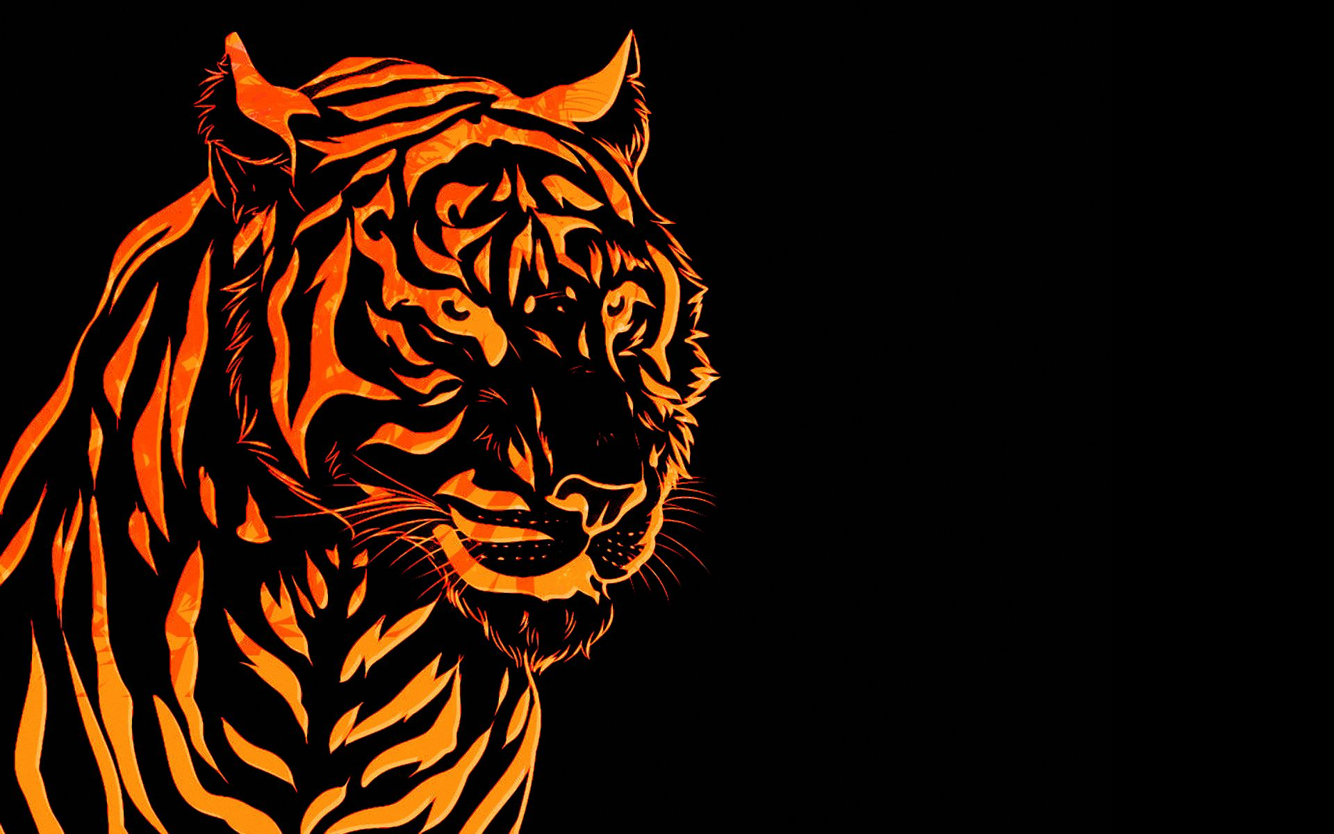 tiger hd wallpapers for desktop group 1920×1200 tiger image