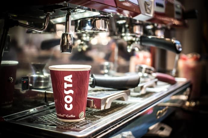 """Costa has launched its nationwide cup recycling scheme, which promises to recycle """"any cup""""– even from competitors – following a successful trial."""