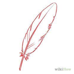 41+ Simple feather ideas