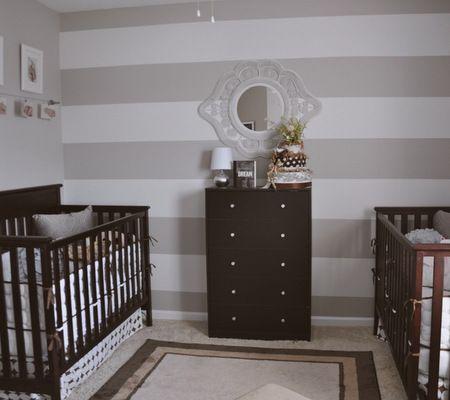 22 Gorgeous Twin Nurseries Twin Baby Rooms Nursery Twins Twin