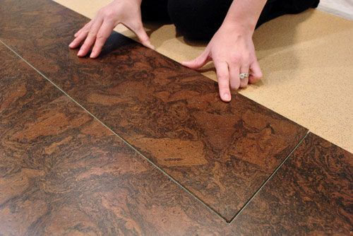 How To Install A Floating Cork Floor Young House Love Cork Flooring Flooring Young House Love