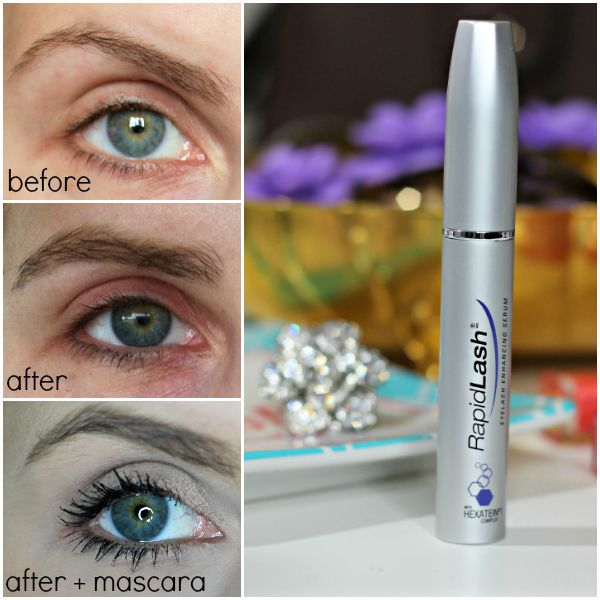 My Before And After Shots After 8 Weeks Of Using Rapidlash It S Clear That The Serum Helped My Eyebrows Grow In And Rapid Lash How To Grow Eyebrows Mascara