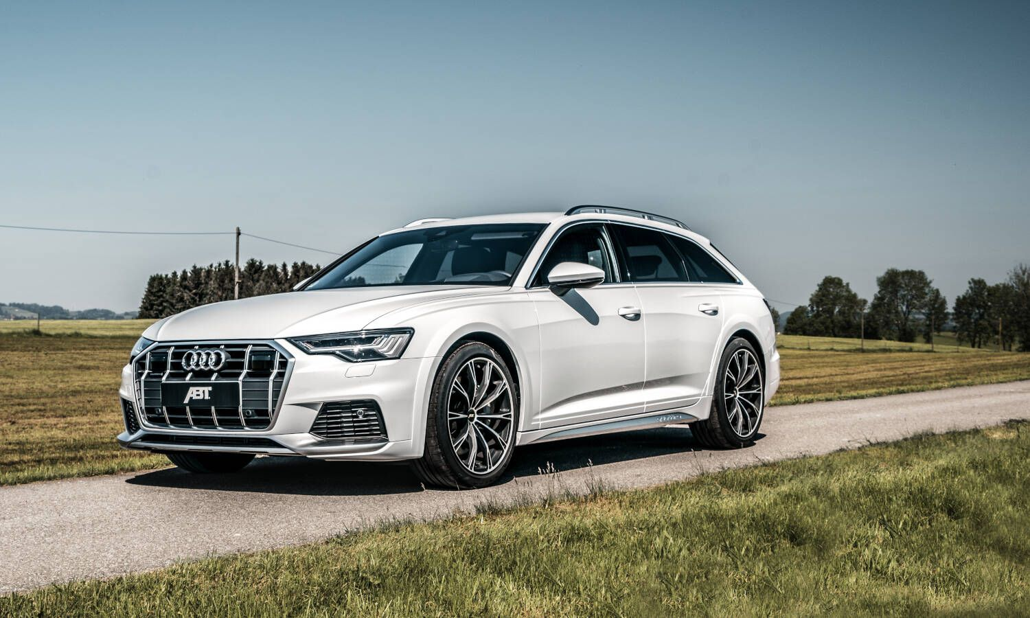 2020 Audi A6 Allroad By Abt Sportsline Top Speed In 2020 Audi A6 Allroad Audi A6 Audi