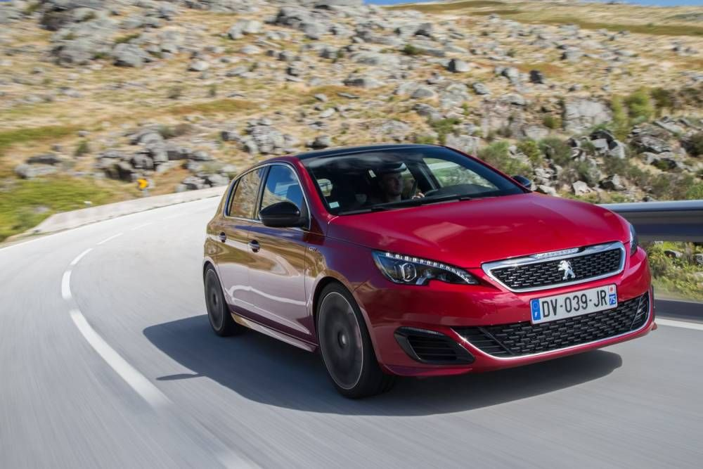 Peugeot 308 Gti 270 Tradition Perpetuee