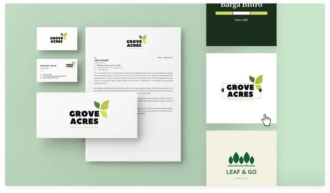 Logos Logo gratuit, Comment créer son logo, Création