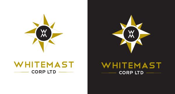 Whitemast #Logo #designed by @COTCWW Design Agency http://www.cotcww.com/work/