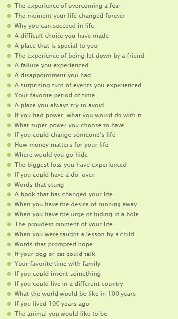 pin by julie webb on writing  essay writing skills college essay   personal essay topics this list has some really good prompts http