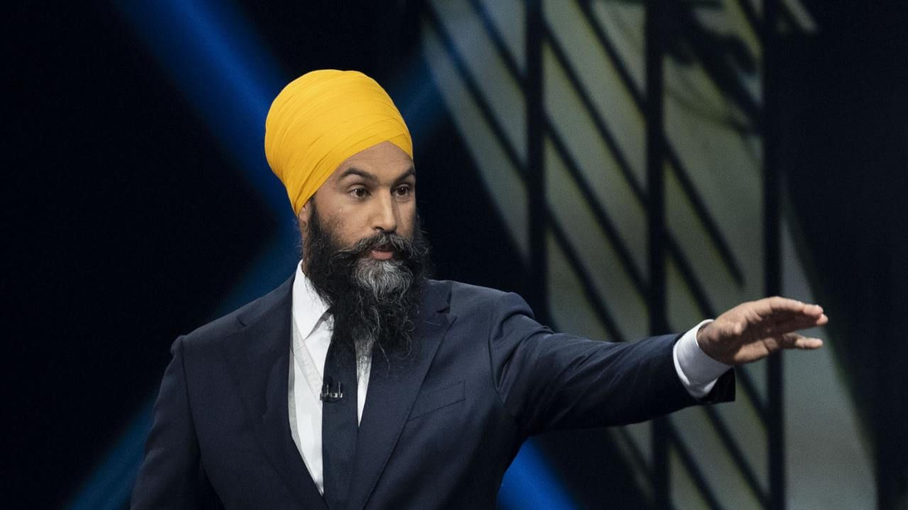 Ndp Leader Jagmeet Singh Wins In Burnaby South Read The Latest Canada News Updates And Many More With Brampton News Com Trudeau Justin Trudeau Leader