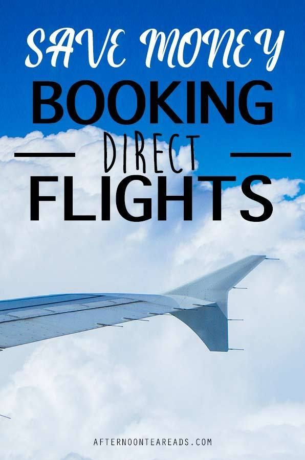 In my opinion, saving money on booking flights doesn't mean settling for layovers or budget airlines. My goal is to arrive at my final destination as quickly, comfortably, and cheaply as possible. I don't want to waste my precious vacation time in an airport terminal or spend 5 (+) uncomfortable hours without any leg room. #bookcheapflights #bookdirectflights #howtobookflights #planningatrip