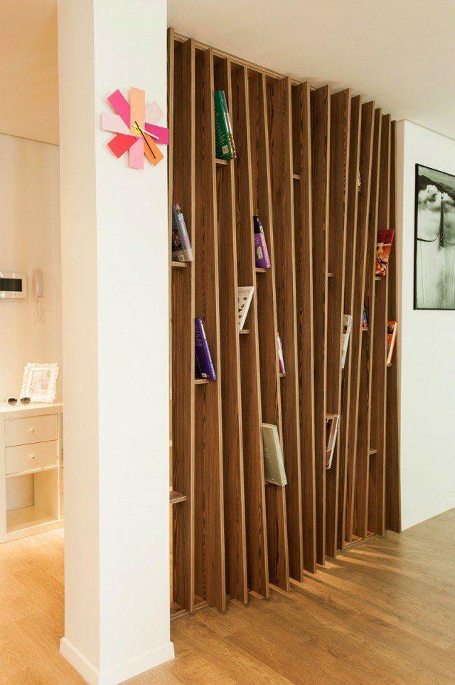 Super Cloison bois – une esthétique fonctionnelle à la maison | Cloison  DZ14