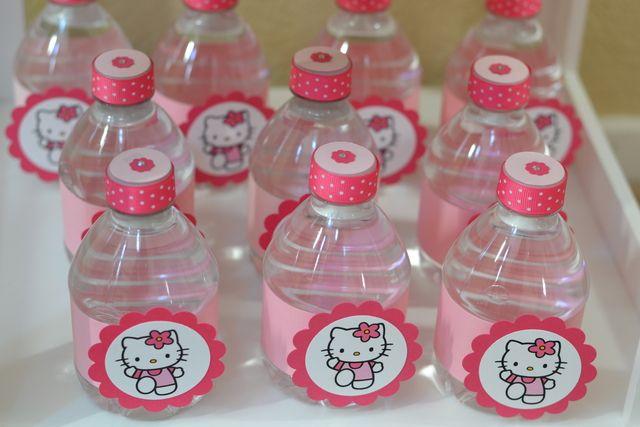 Hello kitty birthday party ideas hello kitty party - Catch de fille ...