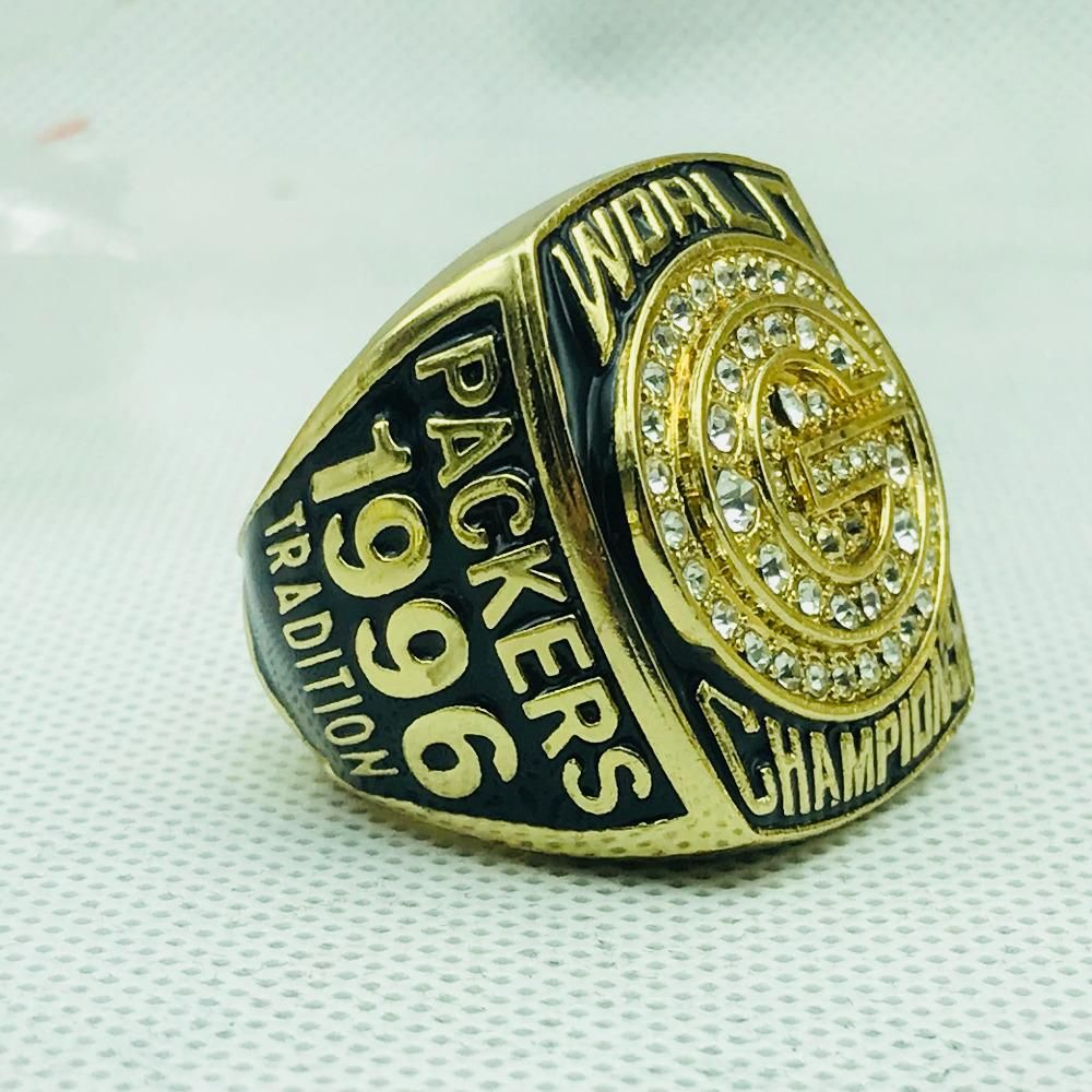 Lowest Price 1996 Green Bay Packers Rings For Sale 4 Fan Shop In 2020 Super Bowl Rings Rings Green Bay Packers Championships