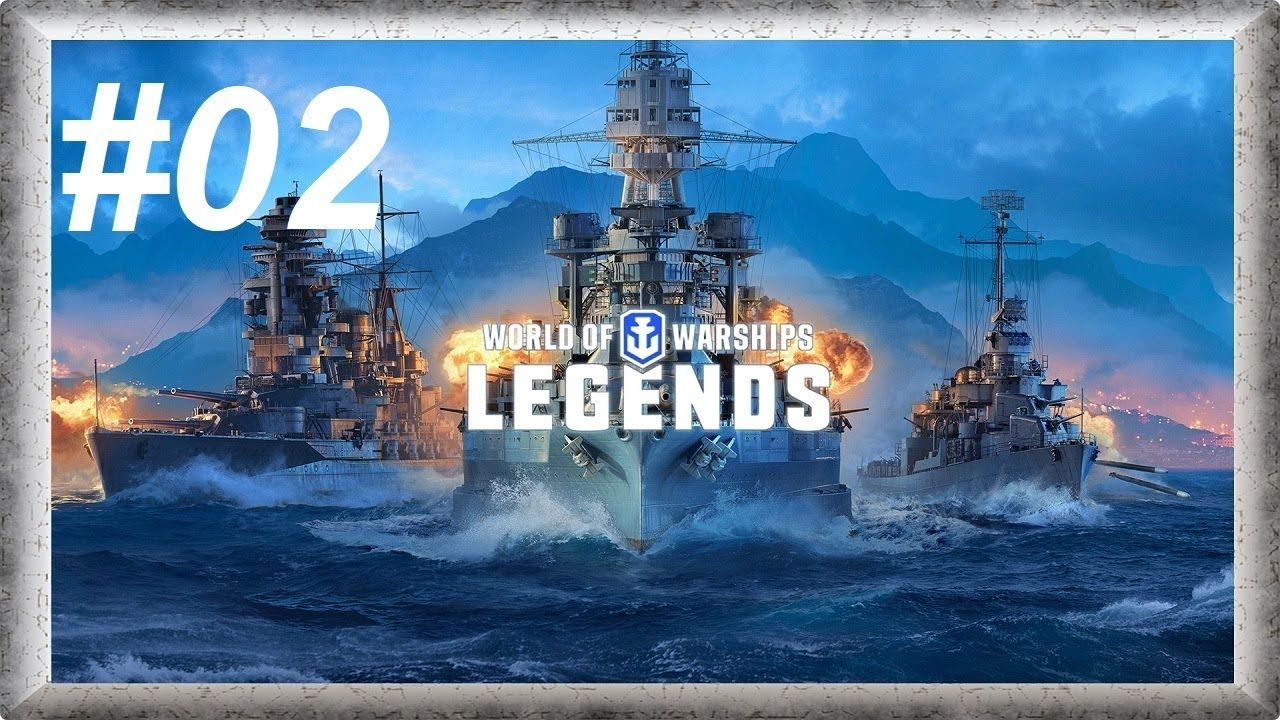 World of Warships Legends PS4 PRO #02   Community & Support