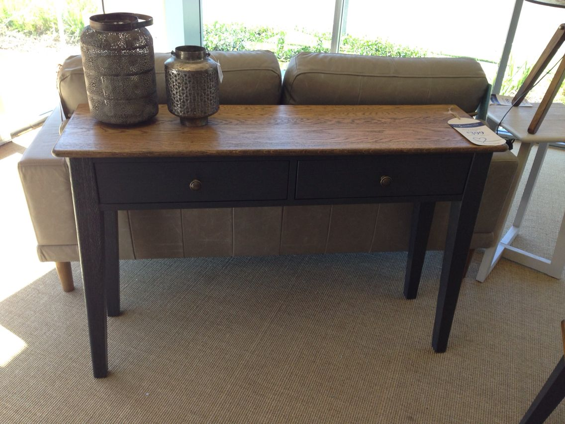 Pleasant Early Settler Maine 2 Drawer Console 399 Downstairs Andrewgaddart Wooden Chair Designs For Living Room Andrewgaddartcom