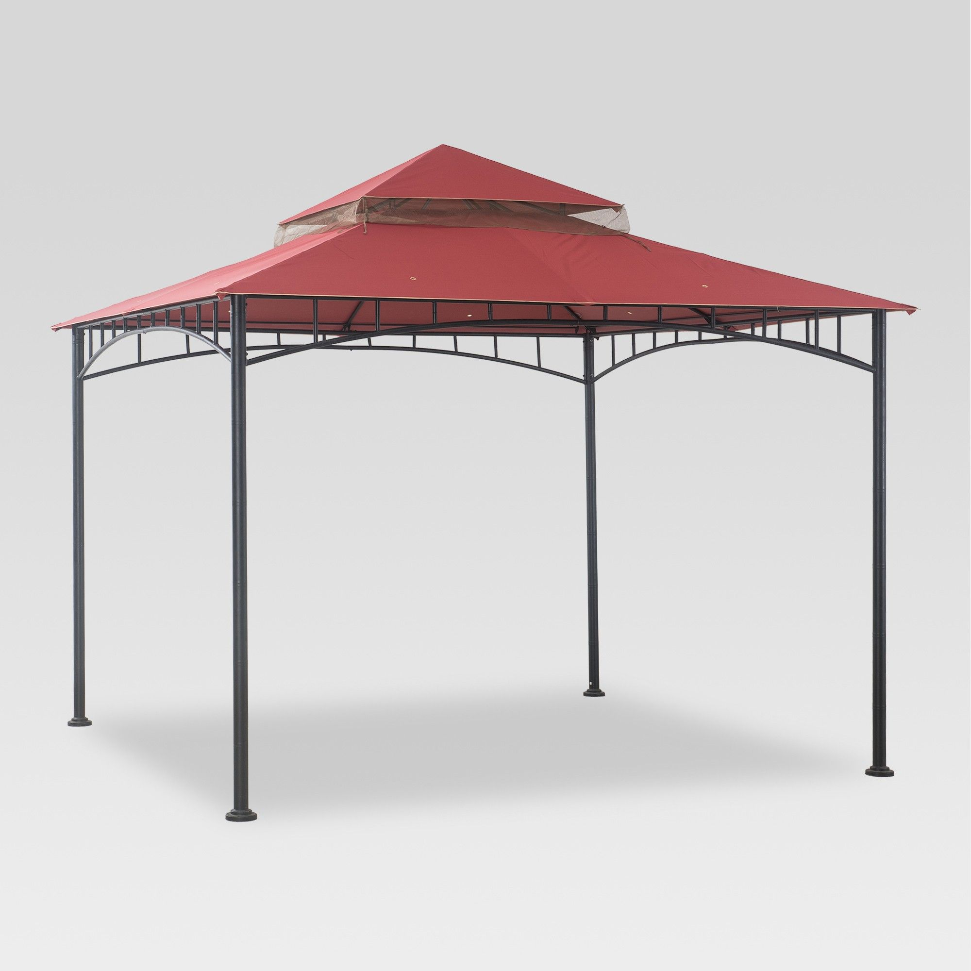 Madaga 10 X 10 Replacement Gazebo Canopy Red Threshold Gazebo Canopy Gazebo Canopy