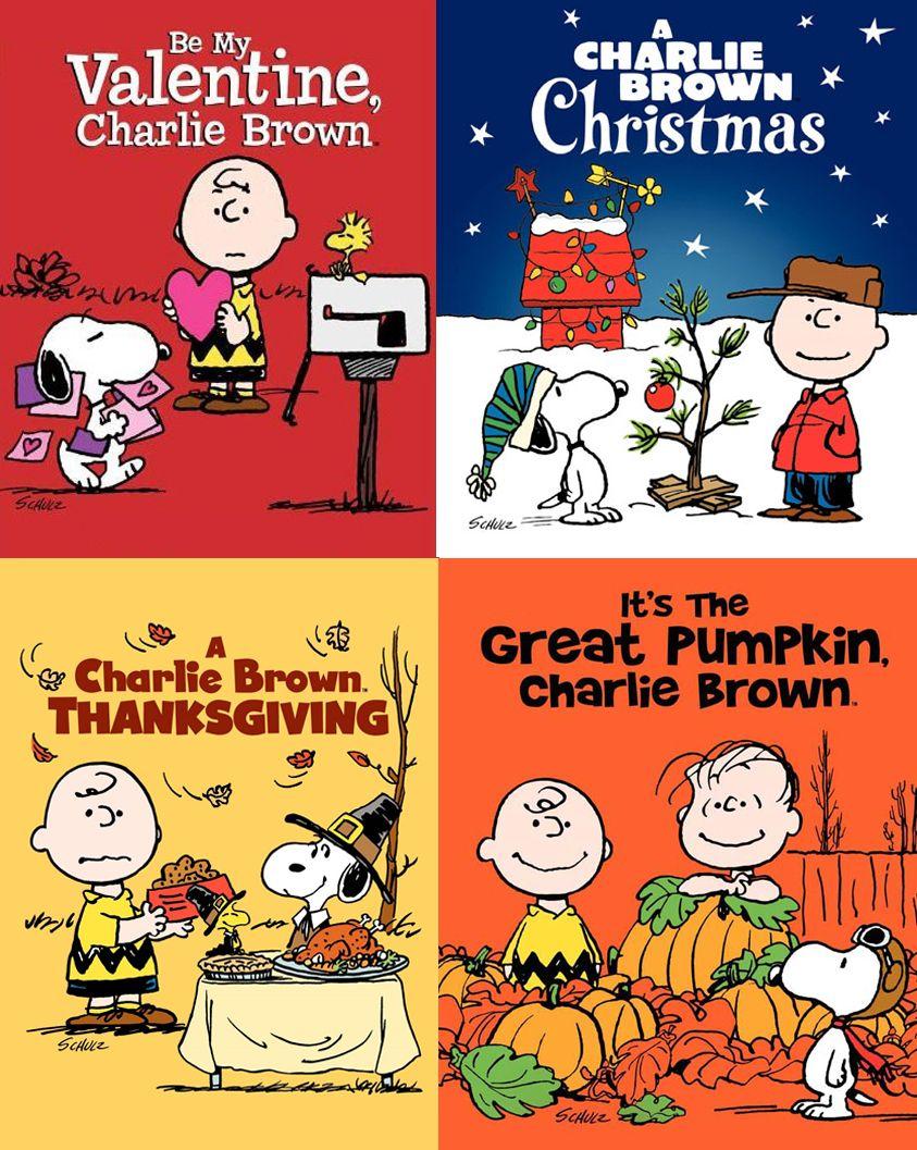 Holidays Warm, Cartoon and The peanuts