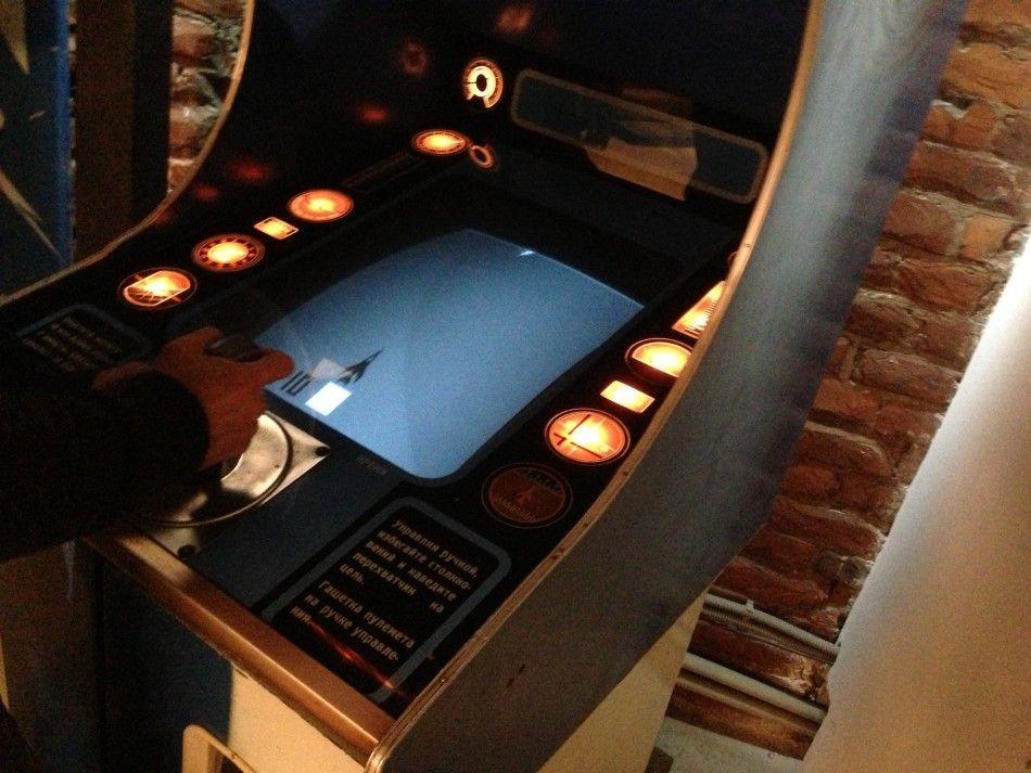советский игровой автомат меткий стрелок
