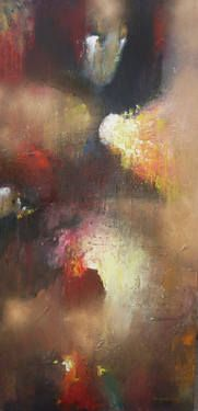 "Saatchi Art Artist GEORGE KARAFOTIAS; Painting, ""IRON MAN"" #art"