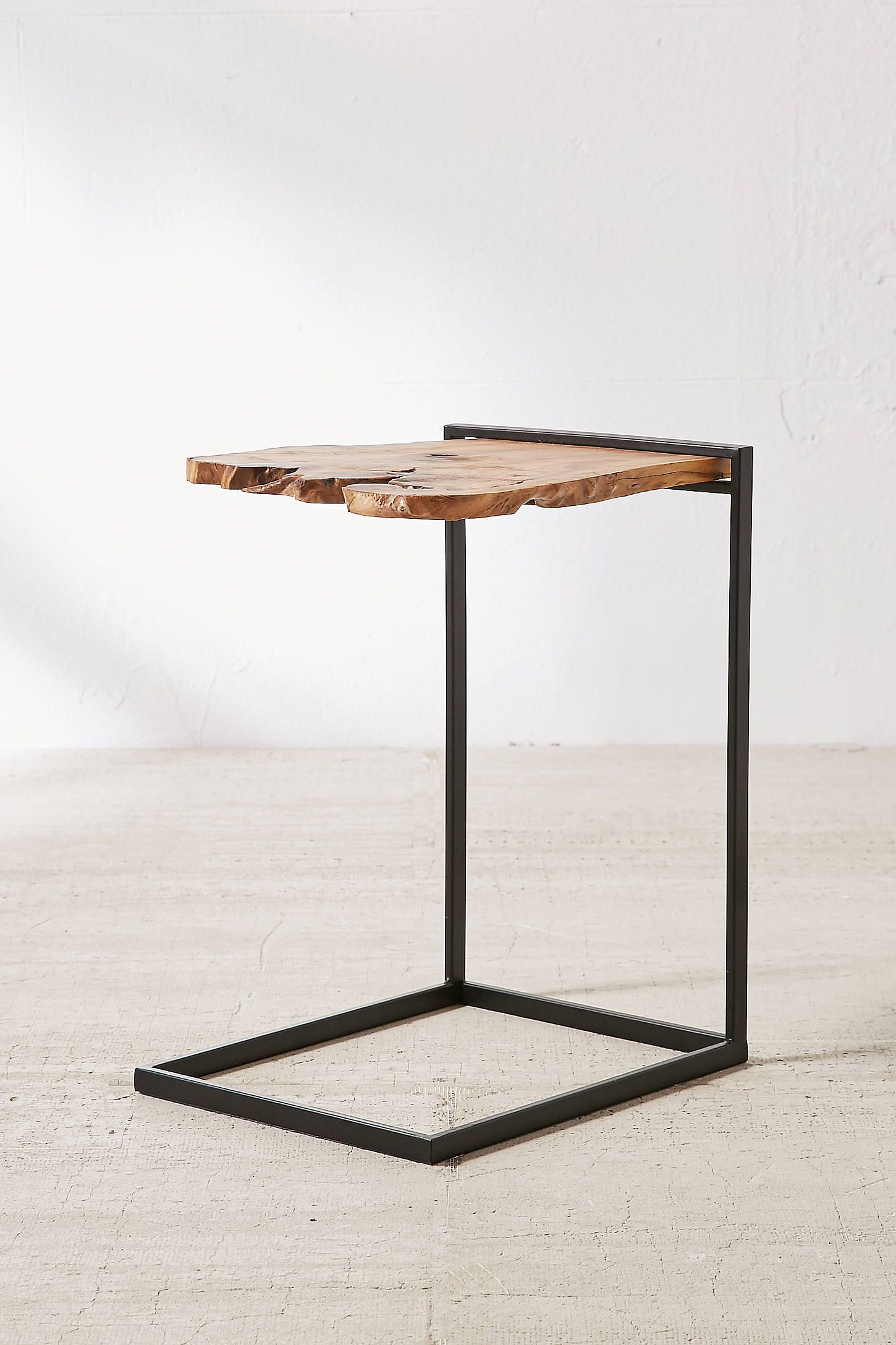 Urban Sofa Live Edge Shop Woodrow Live Edge Wood Side Table At Urban Outfitters Today