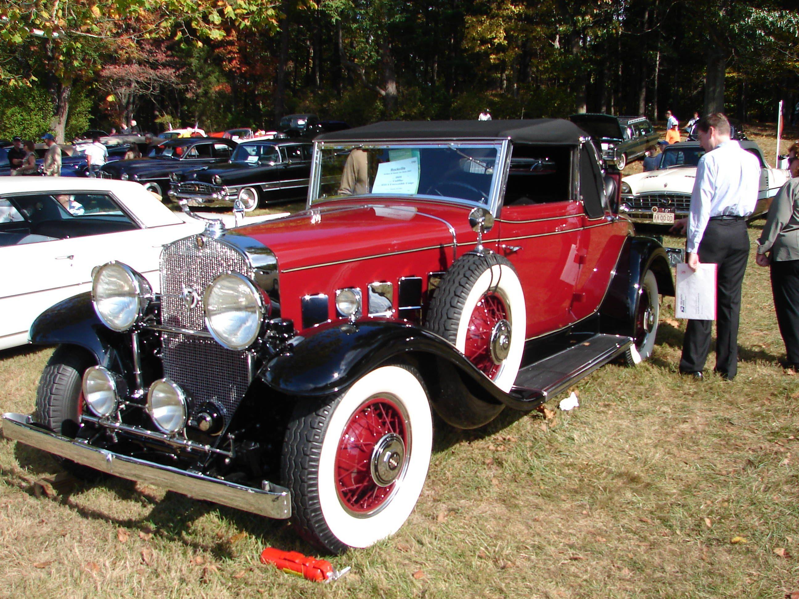 Rockville Antique Car Show 2017 - Rockville, Maryland   Cadillac ...