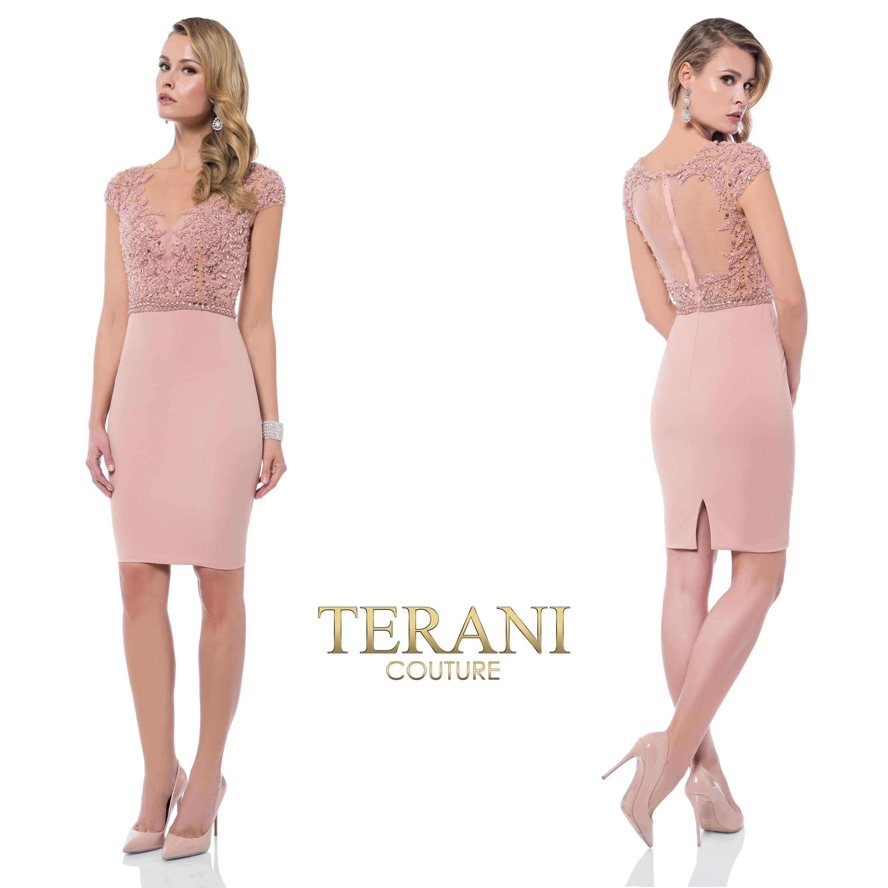 Terani Couture - 2016 Cocktail Dress Style: 1612C0056 #cocktaildress ...