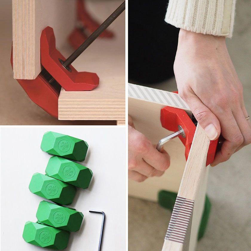 가구 Diy용품 Playwood 3dprintingprojects 3d Printed