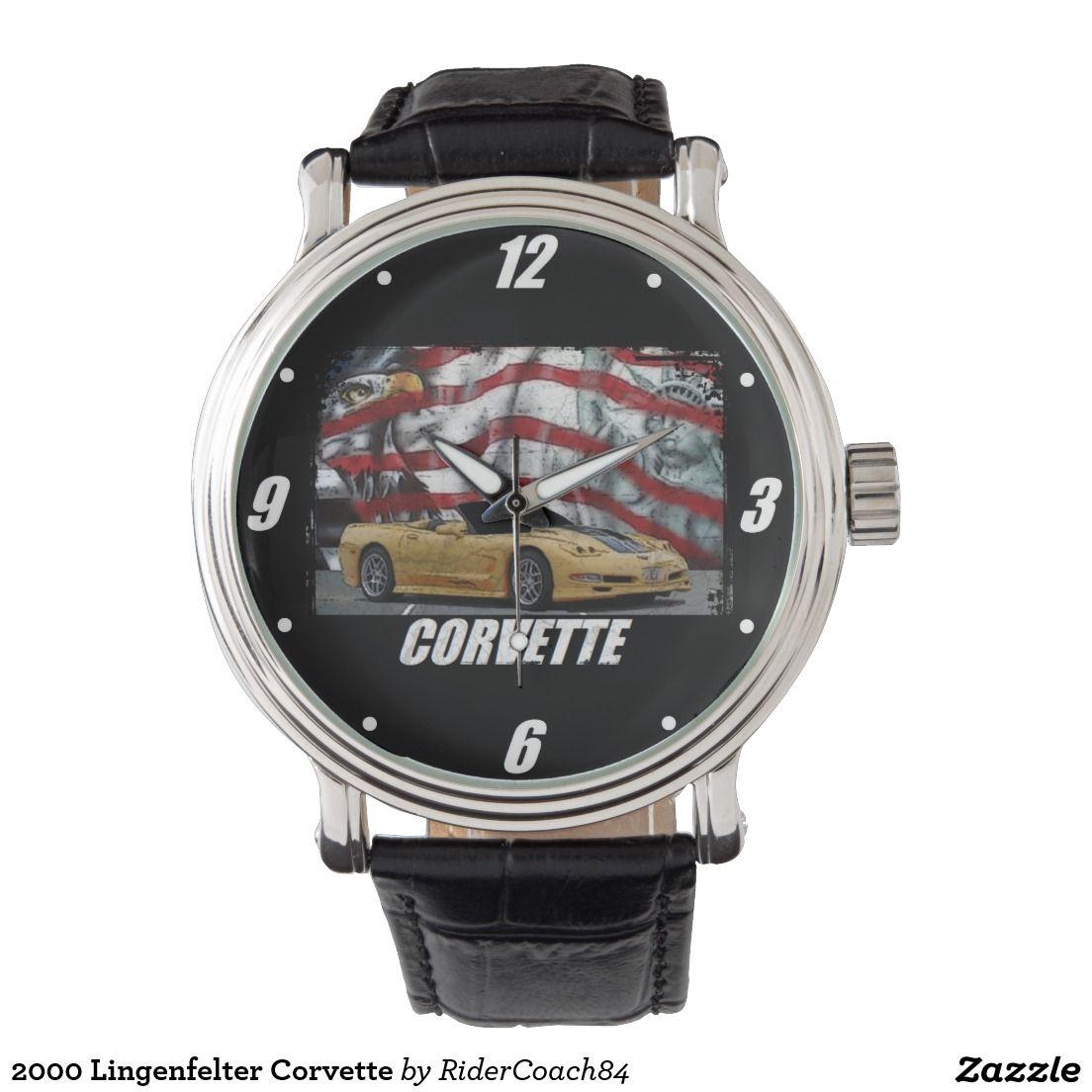 2000 Lingenfelter Corvette Wrist Watches