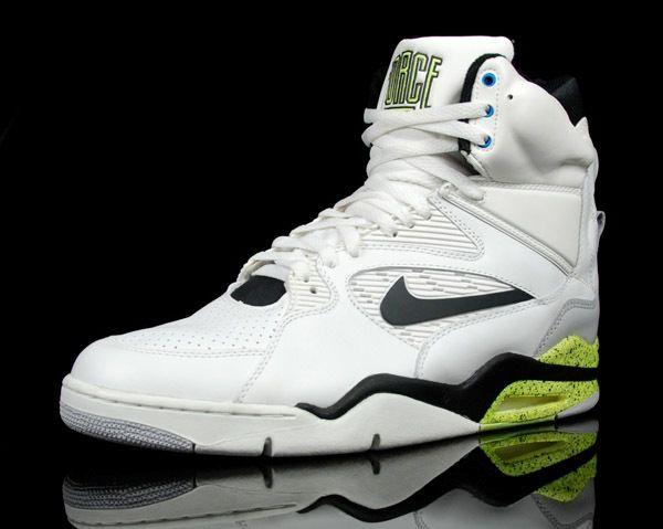 Nike Air Command Force : Ma shoes préférée, portée en 1991