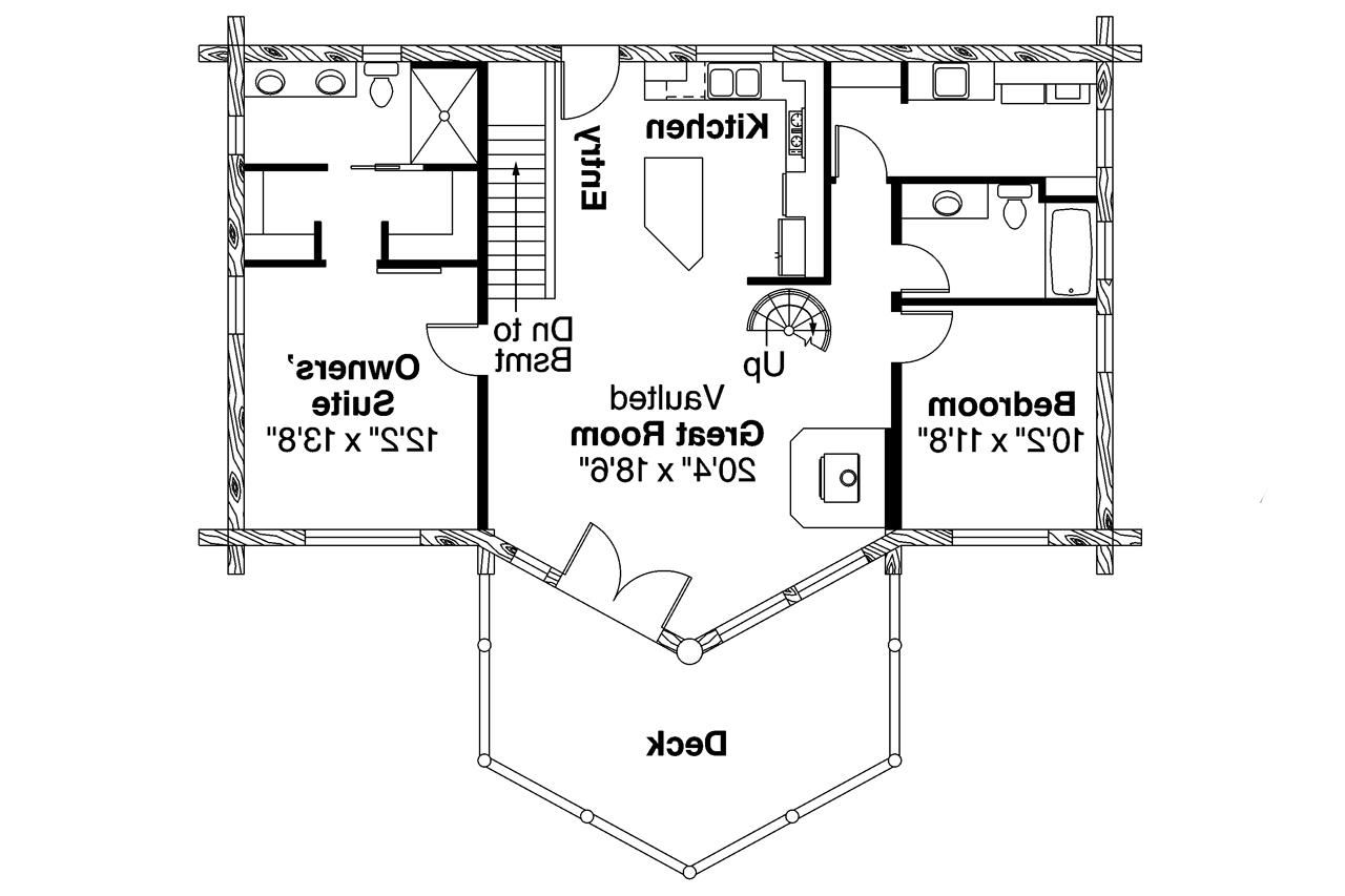 House Plans With Rock Part - 19: S-media-cache-ak0.pinimg.com-originals-75-cc-5c-75...