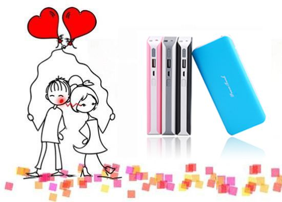 Power banks can help you meet your Mr. Right? Maybe it sounds unbelievable. But it was happened in our real world. A boy establish a love relationship with a girl in fifteen minutes by a power bank。 You knew. ,It was Chinese Valentine's Day on last Saturday.