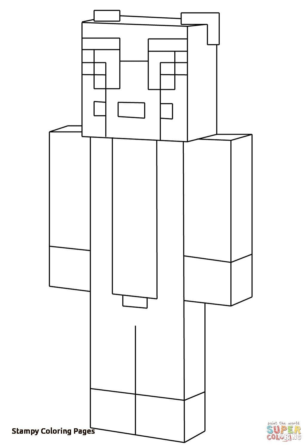 Stampy Cat Coloring Page Youngandtae Com In 2020 Minecraft Coloring Pages Cat Coloring Page Minecraft Stampy