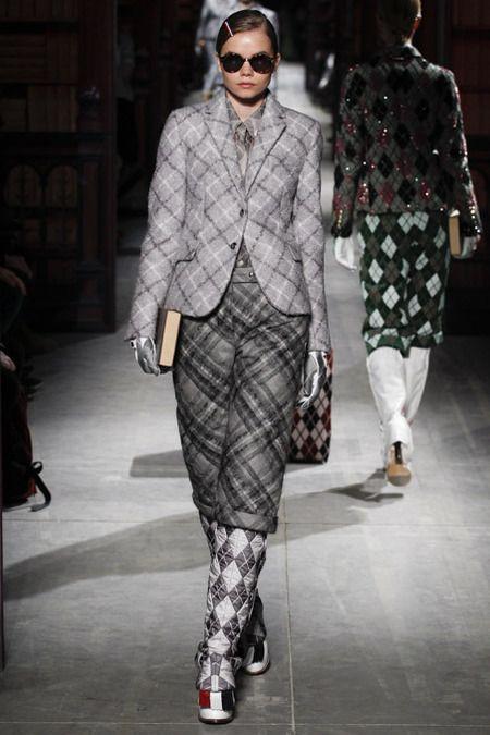 f66997214 Moncler Gamme Bleu   Fall 2014 Menswear Collection   Style.com   Pre ...